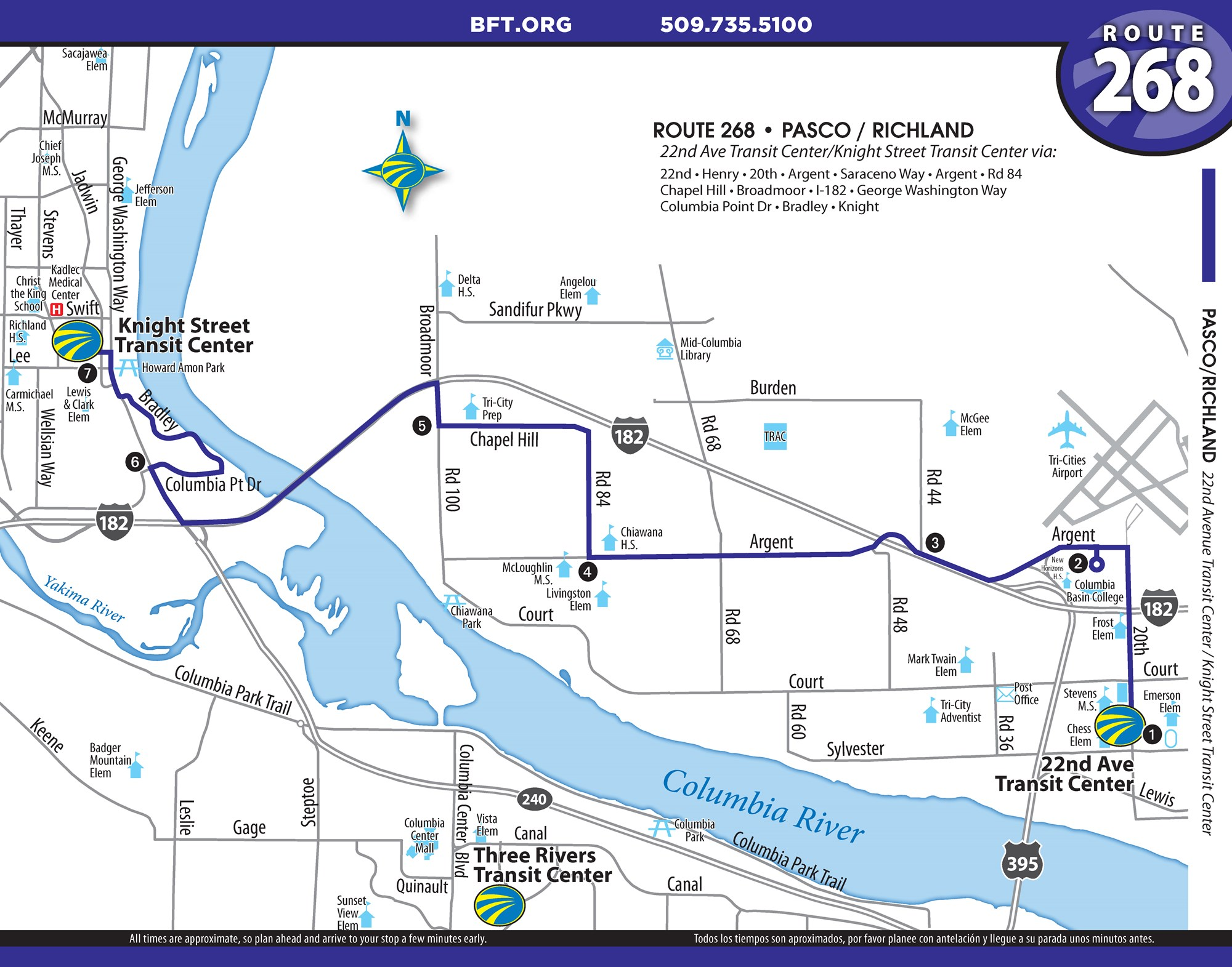 BFT_Route_268_Page_1