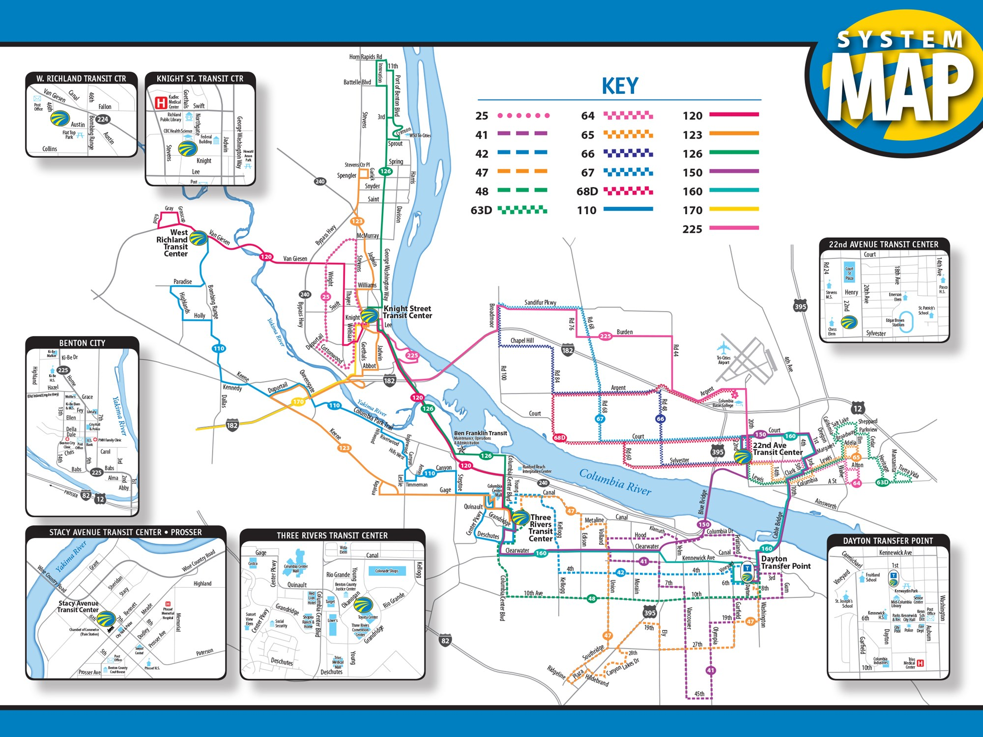 System Map & Routes - Bus Service   Ben Franklin Transit on seattle hospital map, seattle lightning map, seattle car map, seattle metro map, seattle d line map, seattle bike routes map, seattle bar map, king county metro map, seattle washington transportation system, seattle trolleybus map, seattle playground map, seattle city map, seattle bike path map, seattle subway system map, seattle construction map, seattle park map, seattle historic streetcar map, seattle tree map, capitol hill seattle map, seattle annexation map,