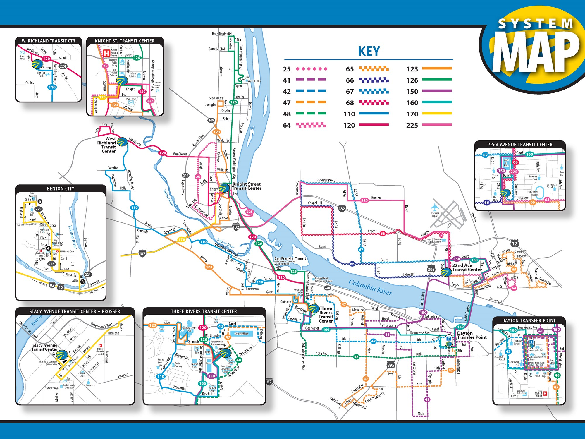 System Map & Routes - Bus Service | Ben Franklin Transit on seattle ferry parking map, seattle i 5 map, seattle seatac airport terminal map, seattle king county map, seattle monorail route map, seattle streetcar route map, seattle population density map, seattle rail map, houston metro lines map, seattle metro city map, seattle subway system map, king metro bus map, seattle transit map, seattle eastside map bellevue, seattle washington map, seattle metro route 75, houston metro bus map, seattle underground bus tunnel, alaskan way seattle map,